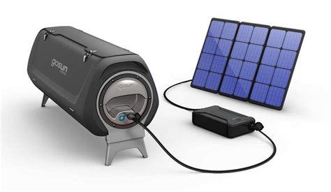 No Sun? Get a GoSun Fusion solar cooker and live better