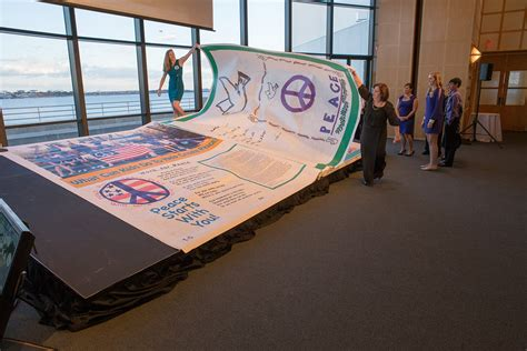 The Big Book: Pages for Peace Project Completes Printing