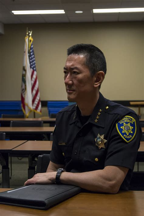 UCLA police Chief Tony Lee aims to increase engagement