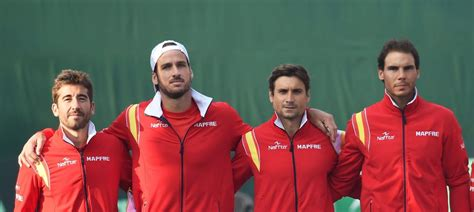 Davis Cup: Spain to host Great Britain in 2018 World Group