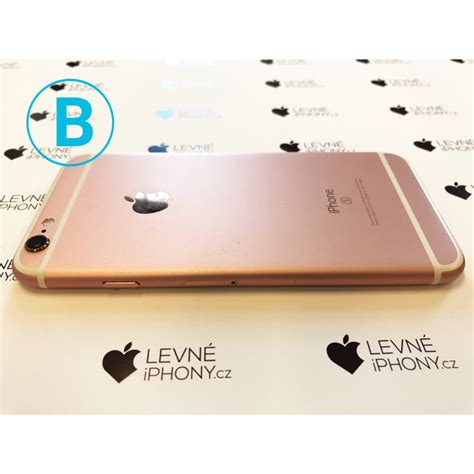 Apple iPhone 6s 32GB Rose Gold - LevneiPhony