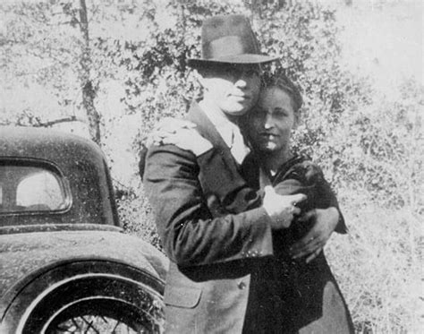 Today in History: Bonnie and Clyde Killed by Police (1934)