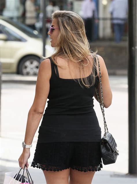 Imogen Thomas - Out in London, June 2015