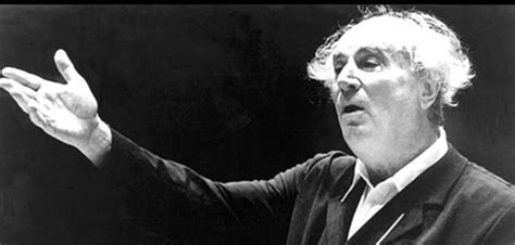 Czech Conductor Rafael Kubelík Born On This Day in 1914