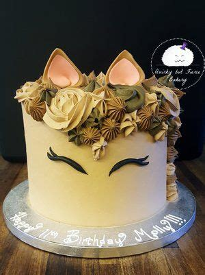 Cute, simple horse cake by Quirky but Fierce Bakery