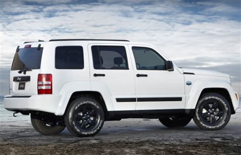Jeep Liberty - The 25 Best Off-Road Cars   Complex