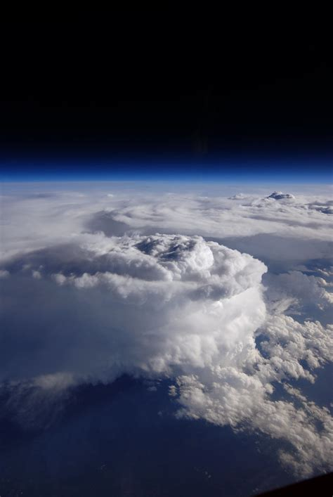 Storm Cell Over the Southern Appalachian Mountains | Flickr