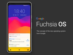 Google Fuchsia: What We Know So Far about Google's