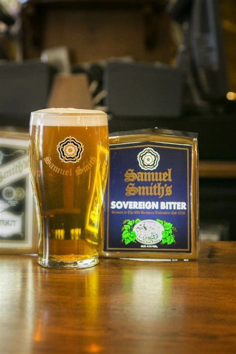 Samuel Smith's Sovereign Bitter | Refreshing & easy to Drink