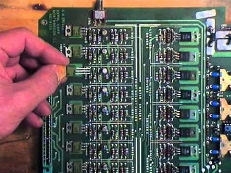 Desoldering Part Three - Replace a Transistor - YouTube