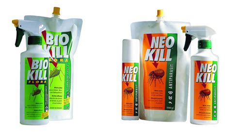 Household and Pet Insecticide - Biokill, Biocare, Biovin