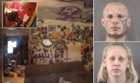 Satanists' House Of Horrors Exposed (Photos) - Opposing Views