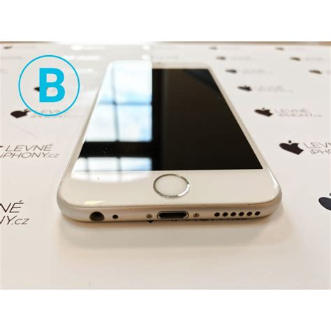 Apple iPhone 6s 32GB Silver - LevneiPhony