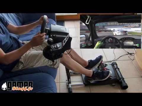 Next Level Racing Wheel Stand Racer, stojan na volant a