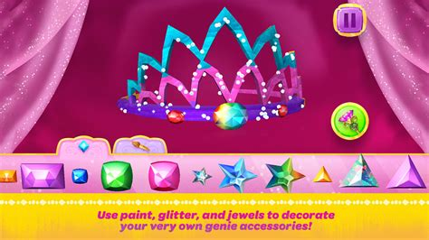 Shimmer and Shine: Magical Genie Games for Kids: Amazon