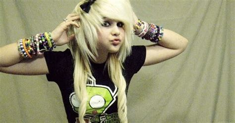The cringe things you'll remember if you were a scene kid
