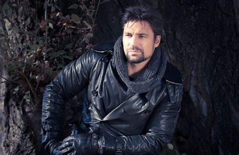 Five Things You Didn't Know about Manu Bennett