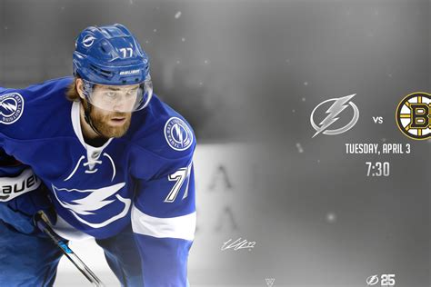 Boston Bruins at Tampa Bay Lightning: Hold onto your butts