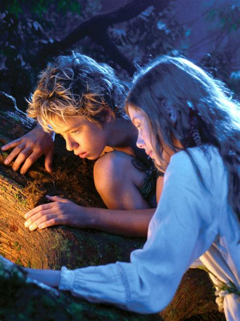 Remember Peter Pan and Wendy? They're all grown up and hot