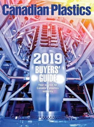 Canadian Plastics Buyers guide 2019 by Annex Business