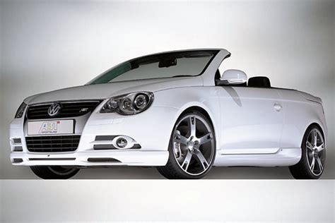 2008 Volkswagen Eos By ABT Review - Top Speed