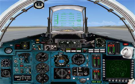 MiG-31M Foxhound Updated for FSX