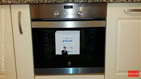How to use a Balay (Bosch, Siemens) electric oven 3HB505XM