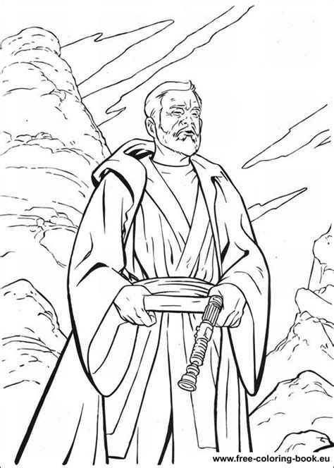 Coloring pages Star Wars - Page 2 - Printable Coloring