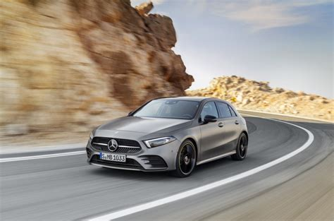 2019 Mercedes-Benz A-Class Launched, Becomes the Techiest