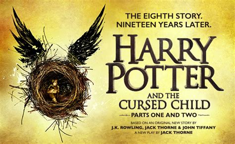 Harry Potter and the Cursed Child Play | Lyric Theatre