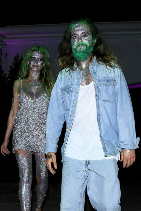 Paris Hilton Has Star-Studded Halloween Party in Beverly