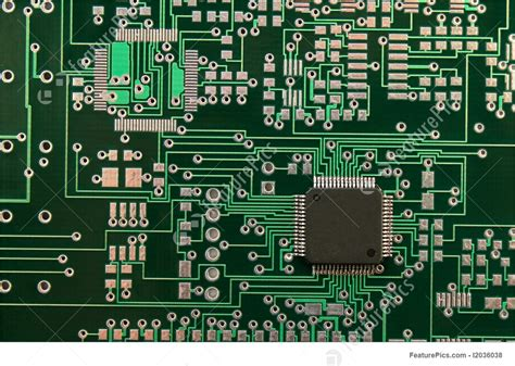 Microchip And Pcb Picture