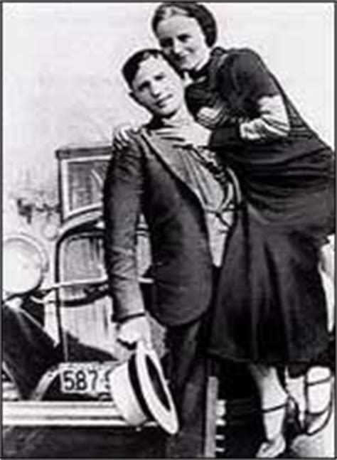 Bonnie & Clyde   Revelations - The Initial Journey