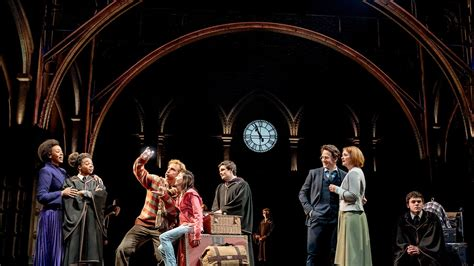 Harry Potter and the Cursed Child Review | Vanity Fair