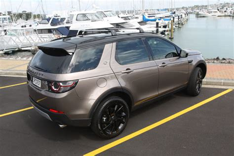 Land Rover's Discovery Sport HSE reviewed - The Fishing