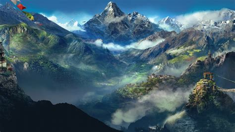 Far Cry Himalayas Wallpapers | HD Wallpapers | ID #15969