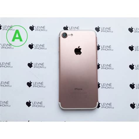iPhone 7 128GB Rose Gold - LevneiPhony