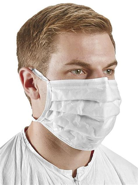 Cleanroom Face Mask S-22471 - Uline